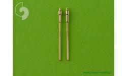 Стволы металлические для пушек MG 151 20 мм - MASTER AM-72-015 1/72