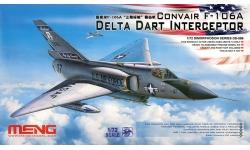 F-106A Convair, Delta Dart - MENG DS-006 1/72