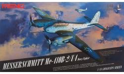 Me 410B-2/U4 Messerschmitt - MENG LS-001 1/48