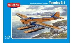 Г-1 Туполев - MIKROMIR 72-012 1/72