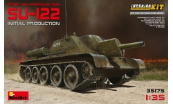 СУ-122 УЗТМ - MINIART 35175 1/35