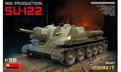 СУ-122 УЗТМ - MINIART 35197 1/35