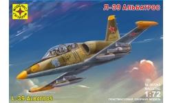 L-39C Aero, Albatros - МОДЕЛИСТ 207243 1/72