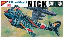Ki-45 KAIc Kawasaki, Toryu - NICHIMO S-4819 NO. 19 1/48