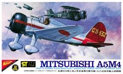 A5M4 Type 24 Mitsubishi - NICHIMO S-7202 1/72