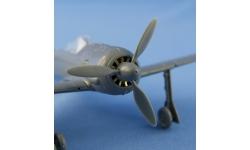 Fw 190A/F/G Focke-Wulf. Крыльчатка вентилятора охлаждения - NORTH STAR MODELS NS72020 1/72