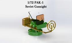 Прицел авиационный ПАК-1 - NORTH STAR MODELS NS72026 1/72