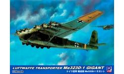 Me 323D-1 Messerschmitt, Gigant - PIT-ROAD SN-20 1/144