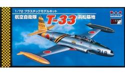 T-33A Lockheed / Kawasaki - PLATZ AC-11 1/72