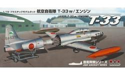 T-33A Lockheed / Kawasaki - PLATZ AC-14 1/72