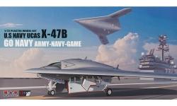 X-47B Northrop Grumman - PLATZ AC-18 1/72
