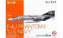F-4J McDonnell Douglas, Phantom II - PLATZ FC-2 1/144
