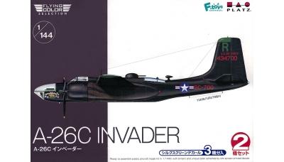 A-26C Douglas, Invader - PLATZ FC-7 1/144
