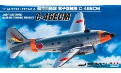 C-46ECM Curtiss, Commando - PLATZ PD-22 1/144
