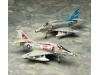 A-4F Douglas, Skyhawk, Scooter - PLATZ PDR-8 1/144