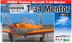 T-34A Beechcraft, Mentor - PLATZ PF-21 1/144