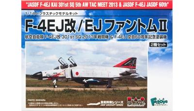 F-4EJ & F-4EJ KAI McDonnell Douglas, Mitsubishi, Phantom II - PLATZ PF-23 1/144