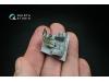 И-185 Поликарпов. 3D декали (ARK MODELS) - QUINTA STUDIO QD48016 1/48