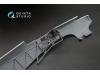Як-1 Яковлев. 3D декали - QUINTA STUDIO QD48003 1/48