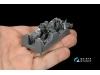 F-14D Grumman, Super Tomcat. 3D декали (AMK) - QUINTA STUDIO QD48074 1/48