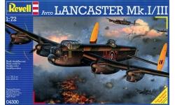 Lancaster B Mk. I / Mk. III Avro - REVELL 04300 1/72