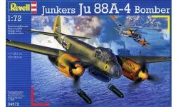 Ju 88A-4 Junkers - REVELL 04672 1/72