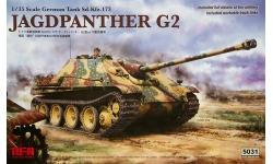 Jagdpanther (Jagdpanzer V), Sd.Kfz. 173, Ausf. G2, MIAG - RYEFIELD MODEL RM-5031 1/35