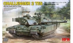 FV4034 Alvis, Challenger 2 TES, MBT - RYEFIELD MODEL RM-5039 1/35