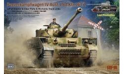 Panzerkampfwagen IV, Sd.Kfz.161/2, Ausf. J - RYEFIELD MODEL RM-5043 1/35