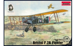 Bristol F.2B Fighter - RODEN 425 1/48