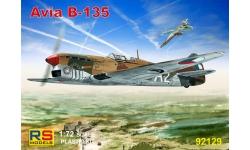 B-135 Avia - RS MODELS 92129 1/72