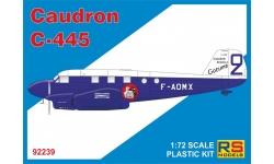 C.445/C.448 Caudron, Goéland - RS MODELS 92239 1/72