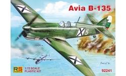 B-135 Avia - RS MODELS 92241 1/72