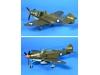 P-39D/D-1/D-2 Bell, Airacobra - RS MODELS 92252 1/72