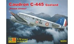 C.445 Caudron, Goéland - RS MODELS 92253 1/72