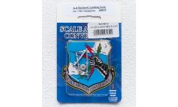 Стойки шасси для A-4 Douglas, Skyhawk (HASEGAWA) - SAC 48019 1/48