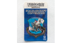 Стойки шасси для F-106 Convair, Delta Dart (REVELL/MONORGAM) - SAC 48039 1/48