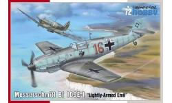Bf 109E-1 Messerschmitt - SPECIAL HOBBY SH72454 1/72