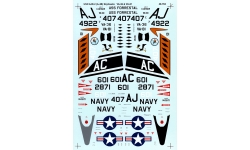 A-4B Douglas, Skyhawk - SUPERSCALE INTERNATIONAL 48-763 1/48
