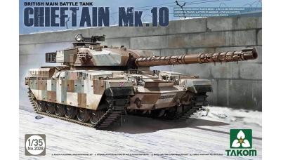 FV4201 Leyland Motors, Chieftain Mk. 10 - TAKOM 2028 1/35