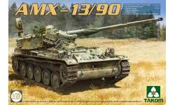 AMX-13/90 Modèle 51, GIAT - TAKOM 2037 1/35