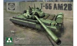 Т-55АМ2-Б ХКБМ - TAKOM 2057 1/35