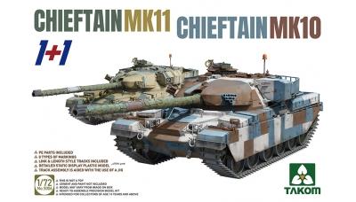 FV4201 Leyland Motors, Chieftain Mk. 10/ Mk. 11 - TAKOM 5006 1/72