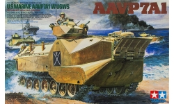AAVP-7A1 FMC Corporation, Amtrack - TAMIYA 35159 1/35