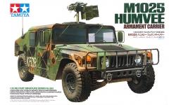 M1025 HMMWV AM General, Humvee - TAMIYA 35263 1/35