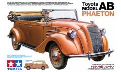 Toyota Model AB Phaeton 1938 - TAMIYA 35338 1/35