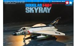 F4D-1 (F-6A) Douglas, Skyray - TAMIYA 60741 1/72