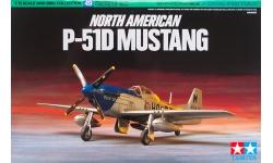 P-51D North American Aviation, Mustang - TAMIYA 60749 1/72