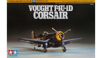 F4U-1D Chance Vought, Corsair - TAMIYA 60752 1/72