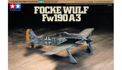 Fw 190A-3 Focke-Wulf - TAMIYA 60766 1/72